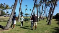 Hawaii撮影風景2