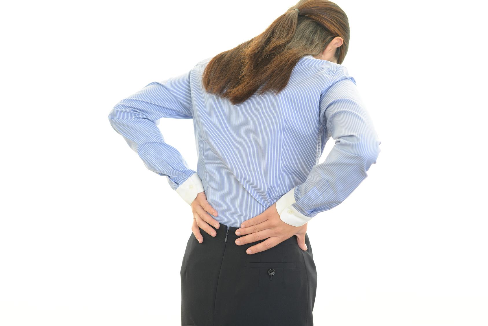 背中の疲れに効くおすすめストレッチ