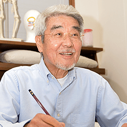 写真:株式会社ドクターエル代表取締役 船戸川宏行