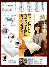 家庭画報 2010年9月 ねるぐ紹介ページ