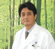 山崎博嗣先生の写真