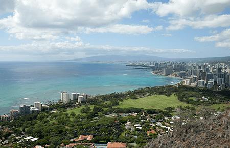 ハワイ風景写真2